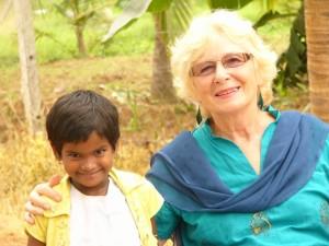 Trustees Visit India - Child Sponsorship