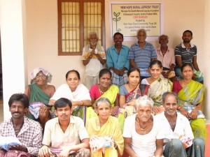 Trustees Visit India - Love Bundles