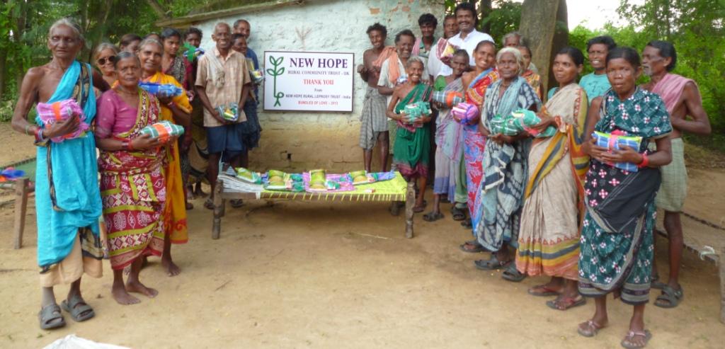 Love Bundles 2014 - Leprosy Colony