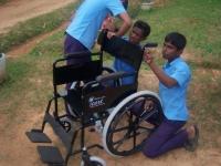 Children Wheel Chair
