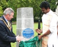 Eliazar & UK Mayor