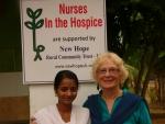 Trustees-Visit-India-Nurse